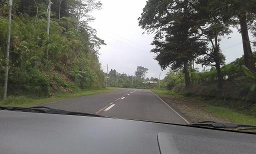 Buda Davao Bukidnon Highway