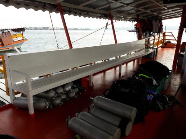 Davao Island Hopping Boat Rental