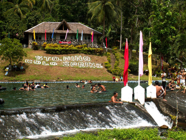 Camiguin Tour Package - Sto Nino Cold Spring