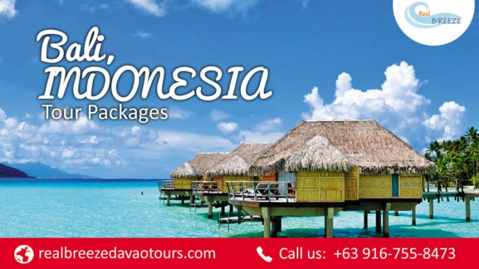 Indonesia Tour Package Free And Easy Davao Cebu Manila