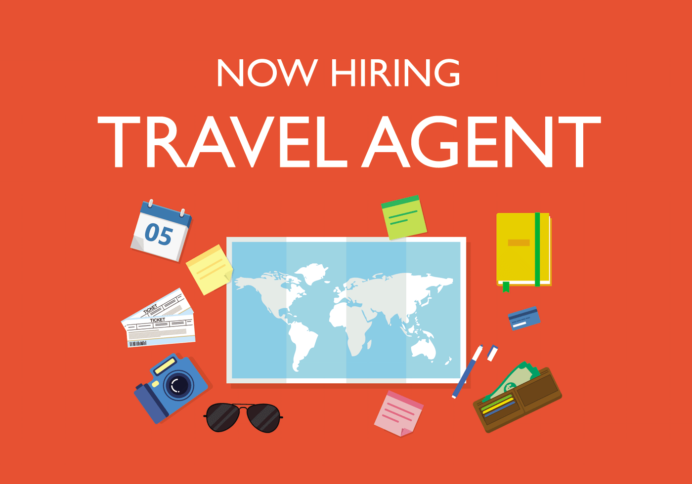 Image result for hiring Travel Agent